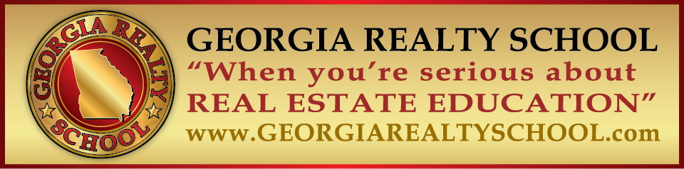 Georgia Realty School header image