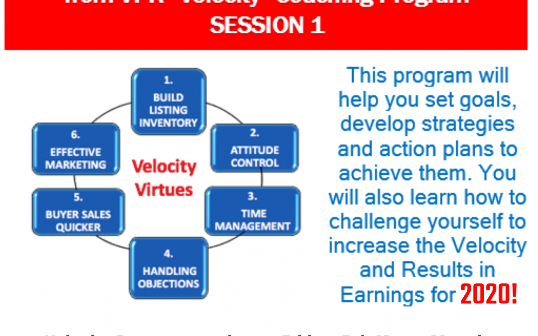 Velocity Coaching 2020 – Session 7